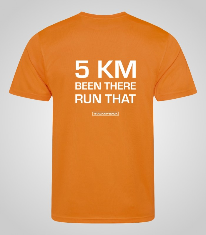 5KM - Been there run that